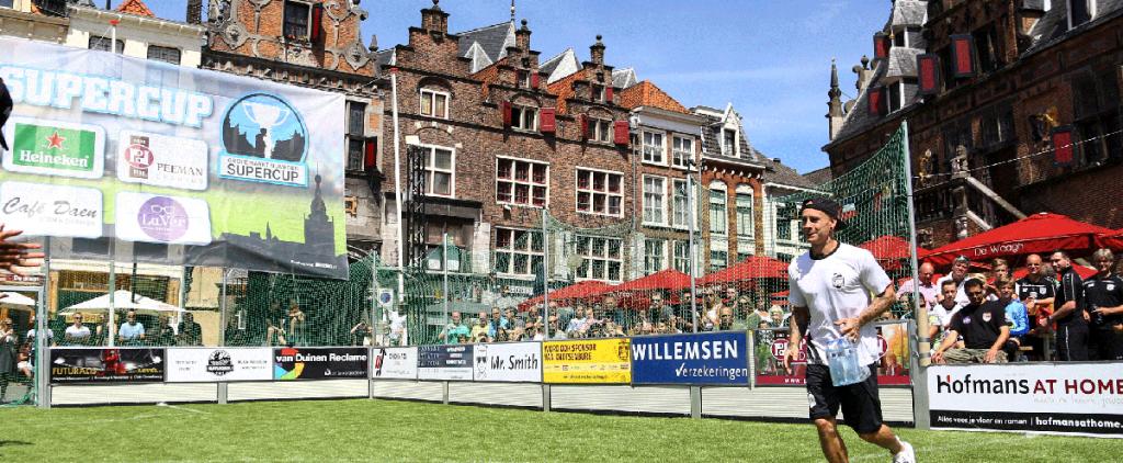 Evenement Supercup Nijmegen - Peeman Dranken