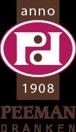 Peeman Dranken Logo